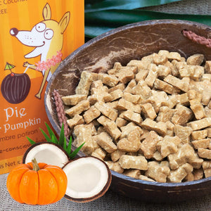 COCOTHERAPY CHARMS PUMPKIN PIE TREAT 5OZ