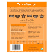 Load image into Gallery viewer, COCOTHERAPY CHARMS PUMPKIN PIE TREAT 5OZ