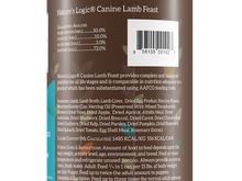 Load image into Gallery viewer, NATURES LOGIC LAMB DOG CAN 13.2OZ