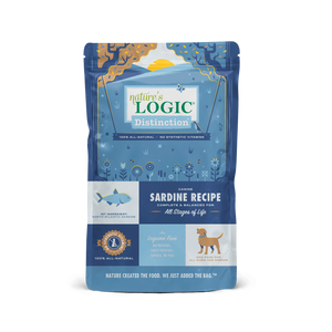 NATURE'S LOGIC DISTINCTION SARDINE DOG 24LB