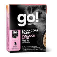 Load image into Gallery viewer, GO DOG SKIN & COAT POLLOCK TETRA 354G