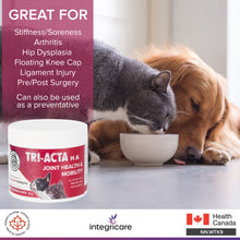 Load image into Gallery viewer, TRI-ACTA H.A DOG/CAT JOINT FORMULA MAXIMUM STRENGTH 60G