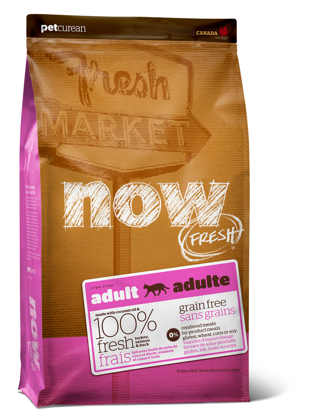 NOW FRESH ADULT CAT 16LB
