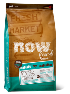 NOW FRESH ADULT LARGE BREED 12LB