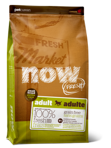 NOW FRESH ADULT SMALL BREED DOG 12LB