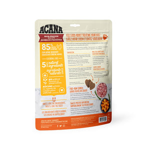 ACANA HIGH-PROTEIN BISCUIT TURKEY LIVER LARGE DOGS 255G