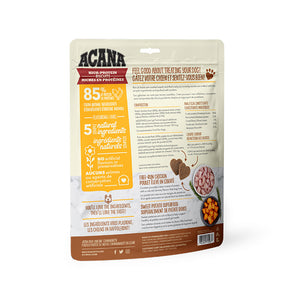 ACANA HIGH-PROTEIN BISCUIT CHICKEN LIVER SMALL DOGS 255G