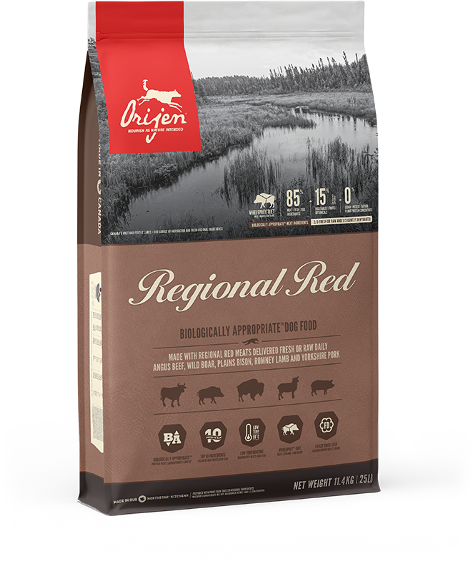 ORIJEN REGIONAL RED DOG 11.4KG
