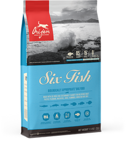 ORIJEN 6 FISH FORMULA DOG 11.4KG