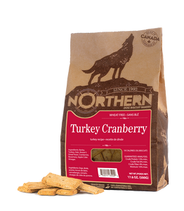 NORTHERN BISCUIT TURKEY/CRANBERRY 500G