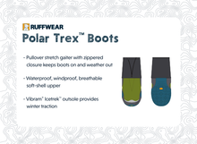 Load image into Gallery viewer, RUFFWEAR POLAR TREX PAIR 1.75""