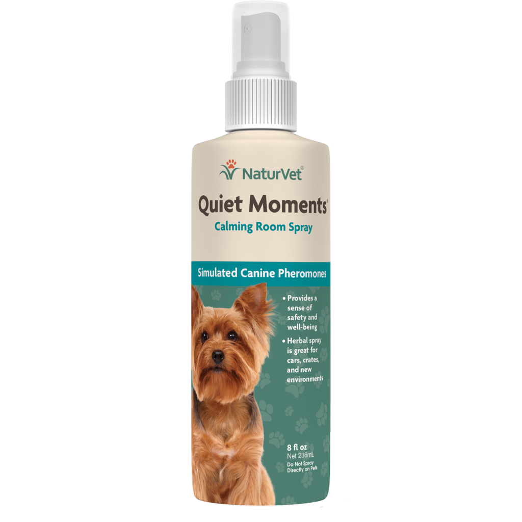 NATURVET QUIET MOMENTS CANINE 8OZ