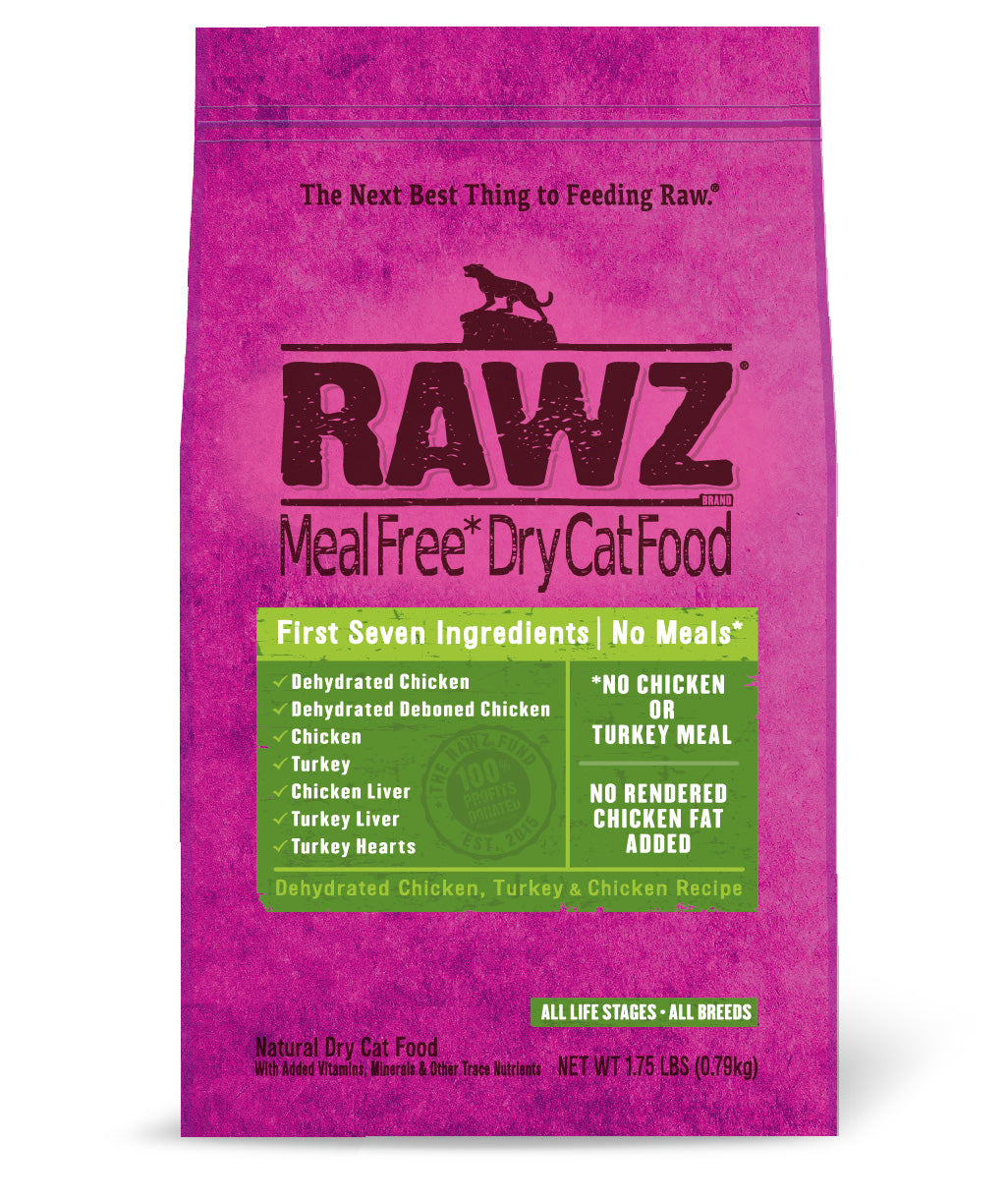 RAWZ CHICKEN GRAIN FREE CAT 1.75LB