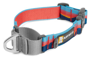 "RUFFWEAR WEB REACTION COLLAR MED 14""-17"""