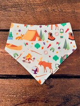 Load image into Gallery viewer, COCONUT COLLARS BANDANA MED