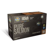Load image into Gallery viewer, BIG COUNTRY RAW PURE SALMON CARTON 4LB