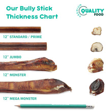 "Load image into Gallery viewer, SUPER CAN BULLY STICK MONSTER 12"" BULK"