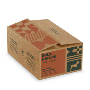 BOLD BY NATURE MEGA NON-CHICKEN VARIETY BULK 24LB