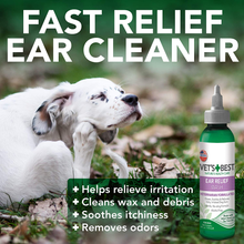Load image into Gallery viewer, VETS BEST EAR RELIEF WASH 4OZ