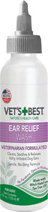VETS BEST EAR RELIEF WASH 4OZ