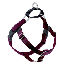 "Load image into Gallery viewer, 2 HOUNDS DESIGN FREEDOM NO-PULL HARNESS/LEAD 1"" LG"
