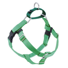 "Load image into Gallery viewer, 2 HOUNDS DESIGN FREEDOM NO-PULL HARNESS/LEAD 1"" MED"