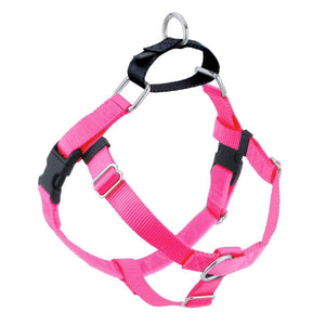 "2 HOUNDS DESIGN FREEDOM NO-PULL HARNESS/LEAD 1"" XLG"