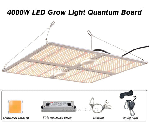 Samsung LM301B Quantum grow light