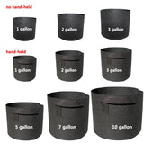 1-30 gallon Fabric growing pots