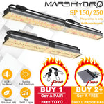 Mars Hydro SP 150/250 Full Spectrum LED Grow Light Strip (Ships from US)