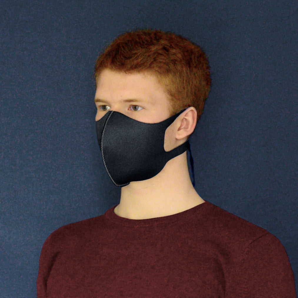 5x LoopMask black
