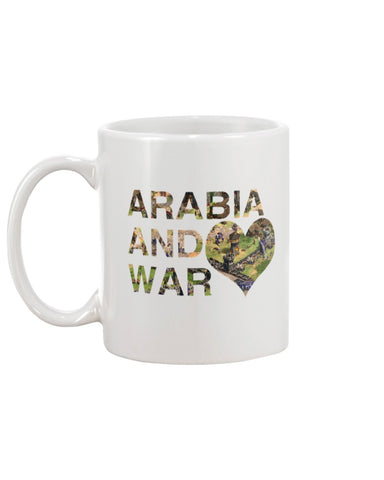 "Taza ""Arabia and War"""