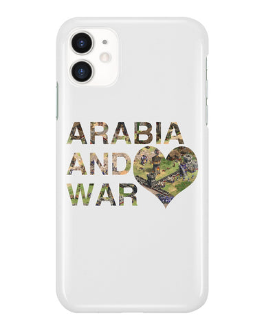 Carcasas iPhone - Arabia and War