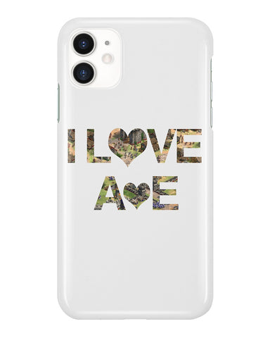 Carcasas iPhone - I love AoE