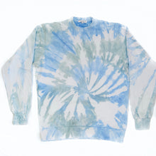 Load image into Gallery viewer, Blue & Green Crew Sweatshirt