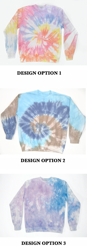 CREATE YOUR OWN TIE DYE Sweatpants