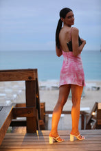 Load image into Gallery viewer, Pink Mini Dress