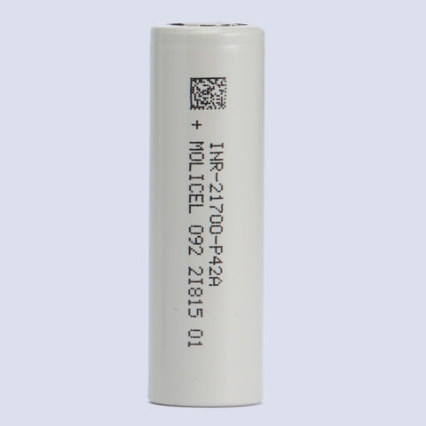 Molicel P42A 21700 Battery - 4100mAh