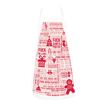 Load image into Gallery viewer, F*#K Christmas Apron - Gifti | Gifts they will love