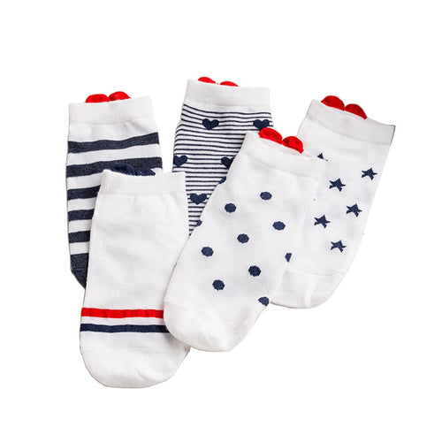 Love Heart Ankle Socks - Gift Set - Gifti | Gifts they will love