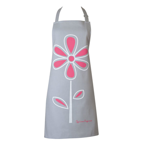 Organic Cotton Flower Apron - Gifti | Gifts they will love