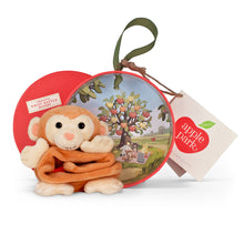 Load image into Gallery viewer, Monkey Wrist Rattle - Apple Park - Gifti | Gifts they will love