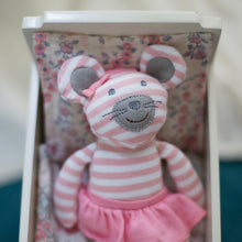 Load image into Gallery viewer, Ballerina Mouse Organic Farm Buddy Gift Set - Gifti | Gifts they will love