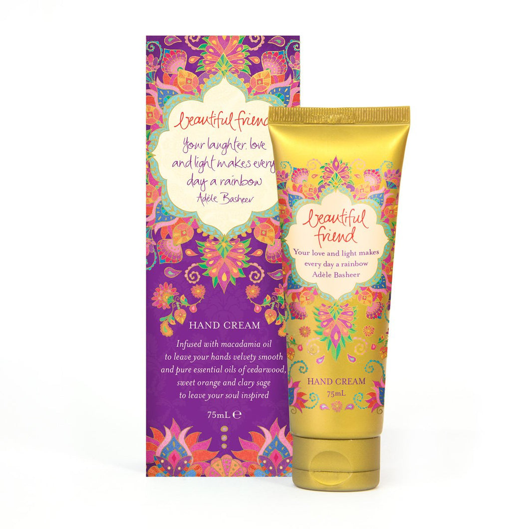 Beautiful Friend Hand Cream - Gifti | Gifts they will love