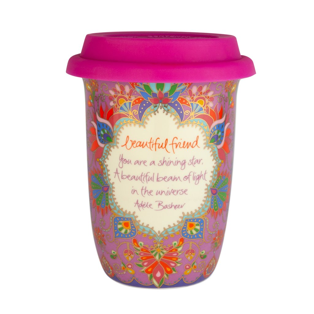 Beautiful Friend Travel Cup - Gifti | Gifts they will love