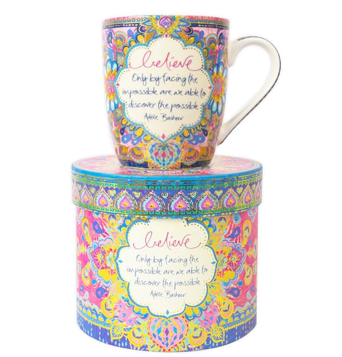 Believe Mug - Gifti | Gifts they will love