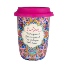 Load image into Gallery viewer, Believe Travel Cup - Gifti | Gifts they will love