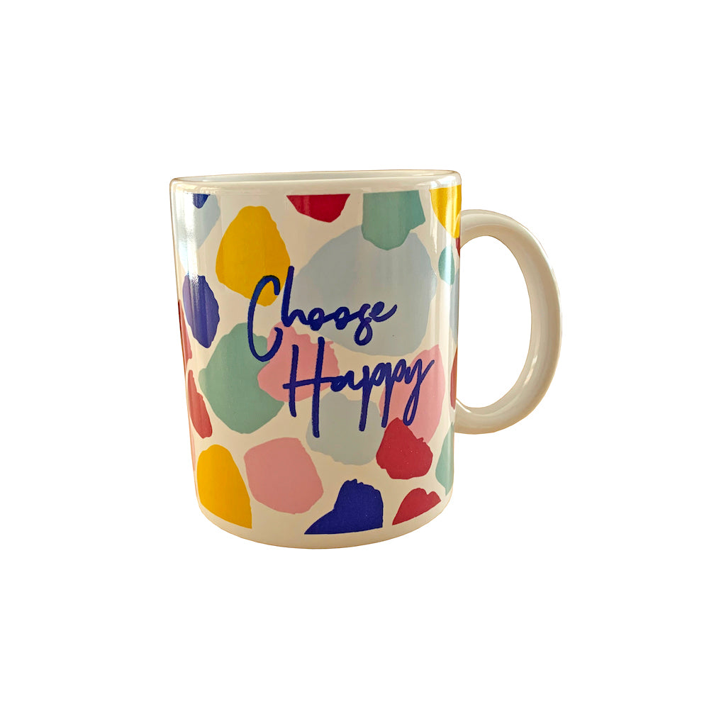 Choose Happy - Mug - Gifti | Gifts they will love