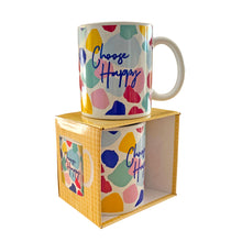 Load image into Gallery viewer, Choose Happy - Mug - Gifti | Gifts they will love