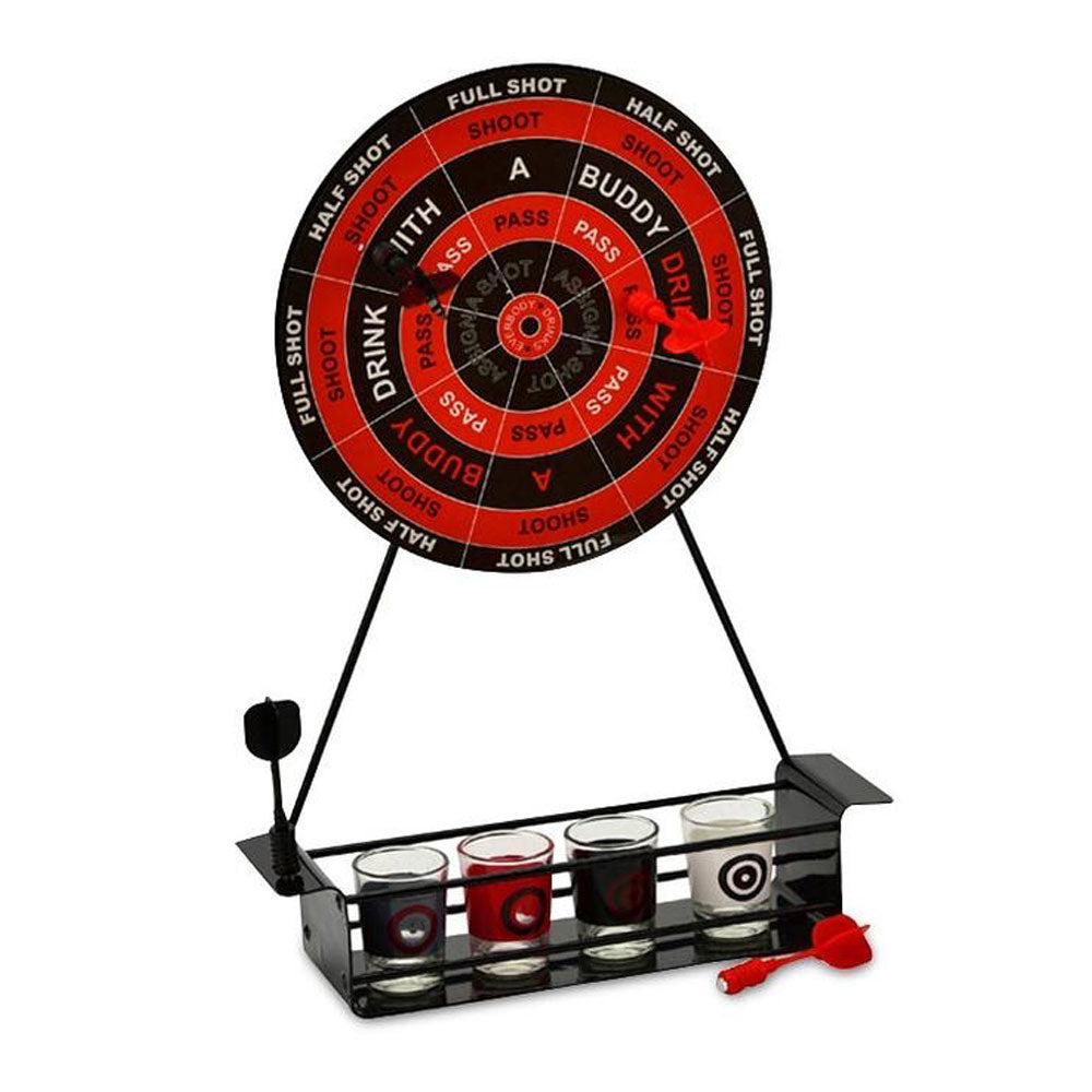 Darts Shots Drinking Game Set - Ideal Men's Gift - Gifti | Gifts they will love